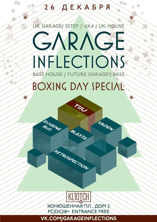 Garage Inflections: Boxing Day